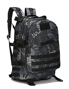 20-35 L batoh Outdoor a turistika Outdoor Nositelný Khaki / Černá / Armádní zelená Oxford aile