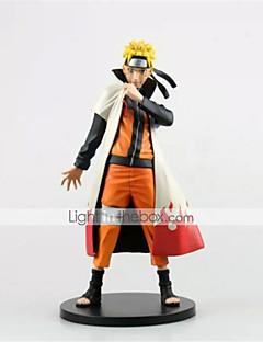 Naruto Naruto Uzumaki PVC One Size Anime Toimintahahmot Malli lelut Doll Toy