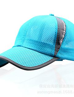 Čepice Odolný vůči UV záření Unisex Baseball Léto Bílá Šedá Tmavošedá Světle šedá Královská modrá Béžová Nebesky modrá-Sportovní®