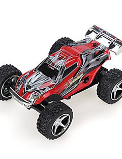 Buggy WLToys L929 1:28 Bürster Elektromotor RC Car 50KM/H 2.4G Schwarz / Rot / Blau Fertig zum MitnehmenFerngesteuertes Auto /
