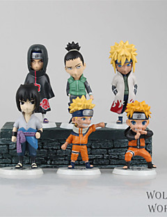 Naruto Sasuke Uchiha PVC One Size נתוני פעילות אנימה צעצועי דגם בובת צעצוע