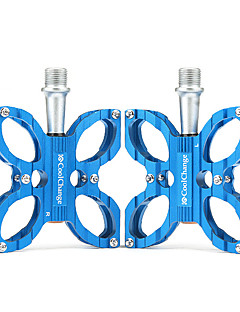 CoolChange Alumiini Alloym Blue Anti-slip Biycle / Bike Pedal