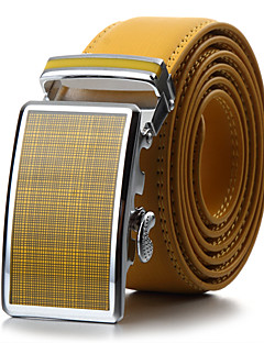 Unisex Calfskin Waist Belt,Vintage / Cute / Party / Work / Casual Alloy / Leather  PZD4061O15
