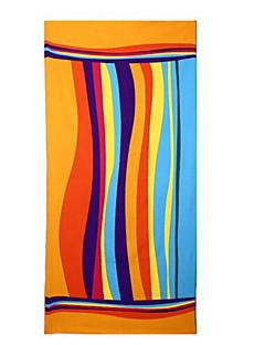ビーチタオル-ポリエステル100%-ジャカード織-75*150cm