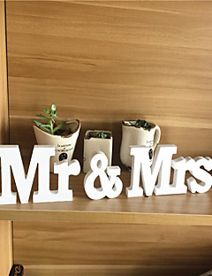 PVC Wedding Decorations-3piece / Set Niet-gepersonaliseerd