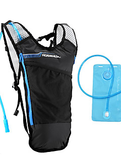 ROSWHEEL® Saco da bicicleta 5LMochila & Bolsa de Hidratação / mochilaÁ Prova-de-Água / Bolsa Kettle Embutida / Camurça de Vaca á
