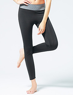 Running Pants/Trousers/Overtrousers / Bottoms Women's Breathable / Stretch / Sweat-wicking Polyester / ElastaneYoga / Pilates / Exercise