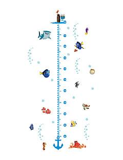 Animaux Noël Bande dessinée Mots& Citations Romance Mode Vacances Paysage Forme Fantaisie Stickers muraux Autocollants avionAutocollants