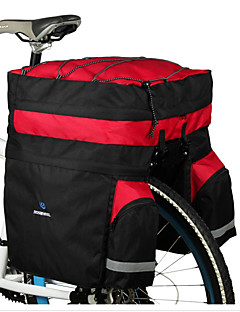 Bike Bag 60LPanniers & Rack Trunk Shockproof / Wearable / Moistureproof Bicycle Bag 600D Polyester Cycle Bag 50*48*34