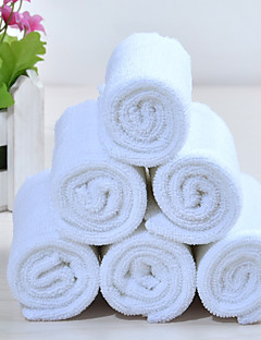"""12pc Pack Solid White Polyester Napkin 11.8"""" by 11.8"""""""