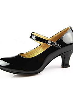 Modern - Pantofi de dans (Negru/Roșu/Argintiu/Auriu) - Non personalizabile - Pentru femei