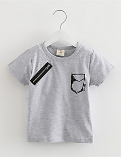2016 Brand New Summer Kids Tshirt 100% Cotton Short Sleeves Boy's Girls Baby T Shirts