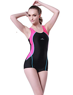 女性用 ビデオ圧縮 高伸縮性 エラステイン タクテル 潜水服 スイムウェア-水泳 潜水 夏 クラシック