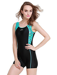 SBART® 女性用 ウェットスーツ ノースリーブウェットスーツ ビデオ圧縮 フルボディー タクテル 潜水服 スイムウェア ダイビングスーツ-水泳