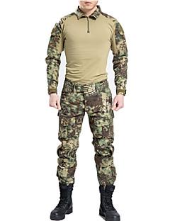 Sporturi Unisex Sportiv Topuri / Pantaloni / Tricou / Cămașă / Costum de compresie / Dresuri CiclismRespirabil / Uscare rapidă / Purtabil