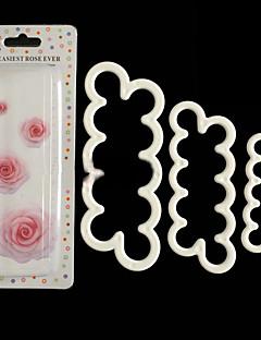 3psc Kuchen dekorieren Kuchen Kunststoff Dekorations Zubehör