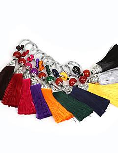 Přívěšky Polyester Není k dispoziciNámořnická modř / Fuchsiová / černý / žlutý / červený / modrý / hnědý / zelený / nachový / šedá /