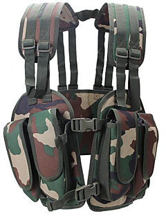 3 L Others Camping & Hiking Outdoor Multifunctional Camouflage Nylon Other