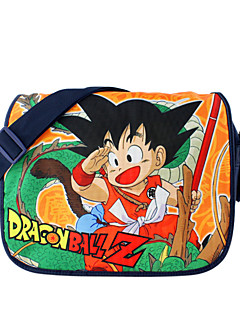 Bag Inspired by Dragon Ball Cosplay Anime Cosplay Accessories Bag Black Nylon Male / Female