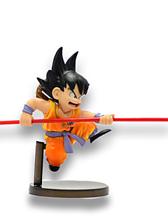 Dragon Ball Budokai barndommen søn goku anime action figurer model legetøj