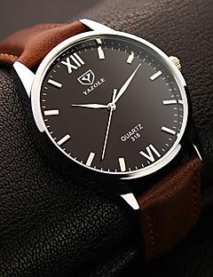 YAZOLE® Brand Men's Fashion  Personality Quartz Alloy Dress Watch(Assorted Colors) Wrist Watch Cool Watch Unique Watch