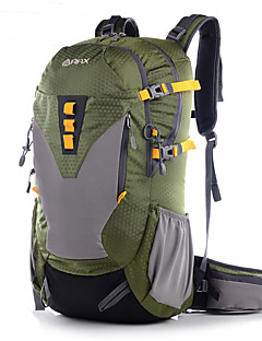 40L L Hiking & Backpacking Pack Camping & Hiking Outdoor Waterproof / Quick Dry / Wearable  Polyester / Tactel