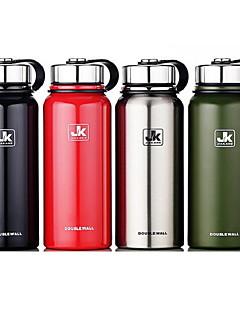 1100ml mit hoher Kapazität Edelstahl Edelstahl Vakuum Thermosschale Wasserflasche