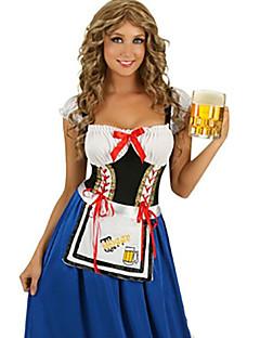 Traditional Bavarian Oktoberfest Female Oktoberfest Costumes