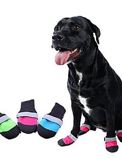 חתולים / כלבים נעליים ומגפייםעמיד למים / קוספליי / חג ליל כל הקדושים / יום הולדת / חג מולד / חג / לשנה החדשה / פסים / Keep Warm / אופנתי