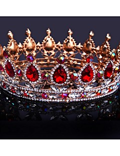 Dame Legering Headpiece-Bryllup Diademer 1 Deler