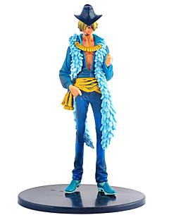 un pezzo set 15 vestito anniversario figura giocattolo modello sanji azione del anime