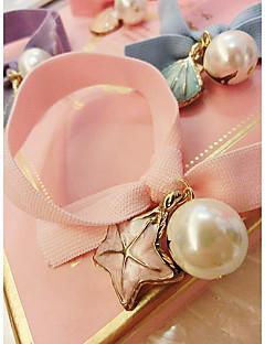 Women Pearl / Fabric Hair Tie,Cute / Casual