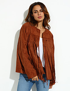 Women Special Fur Type Shawl & Wrap , Belt Not Included, Plus Size