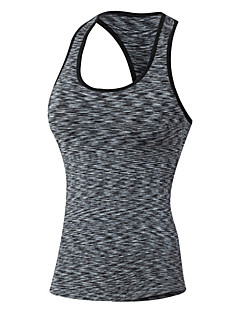 New Fitness Women Yoga Tank / Top Quick Dry Workout Sport Female Gym Clothes Running Compression Vest Clothes 1PC