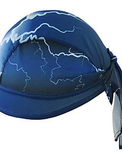 Банданы Велоспорт Дышащий Антибактериальный Впитывает пот и влагу Защита от солнечных лучей унисекс Терилен