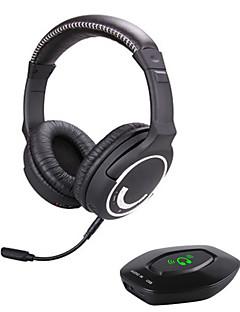 neutro Produto HW-390M Fones (Bandana)ForLeitor de Média/Tablet / Celular / ComputadorWithCom Microfone / DJ / Controle de Volume / Games