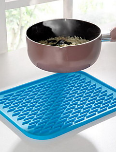Silicone Rectangulaire Placemats / Coasters