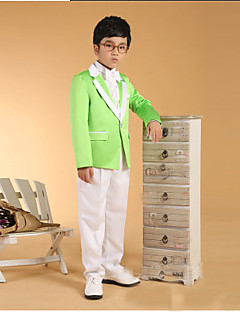 Cotton / Polyester Ring Bearer Suit - 2 Pieces Includes  Jacket / Pants