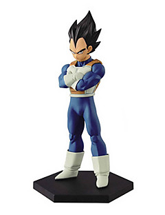 Dragon Ball Super Saiyan Vegeta Dragon Ball Anime Action Figures Model Toy