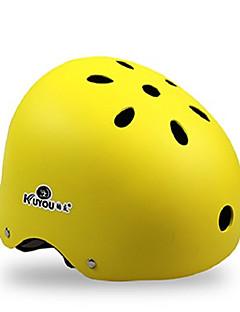 קסדה-יוניסקס-ספורט-רכיבה על אופניים / החלקה(צהוב / לבן / ורוד / שחור / כתום,EPS / ABS)11 פתחי אוורור