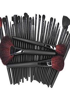 32pcs Makeup Brushes Set Goat Hair Portable Plastic Face Others