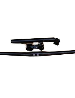 Bicicleta Manillar Ciclismo Recreacional Duradero Negro / Rojo / Azul / Dorado Aluminio 6061 3-N/A