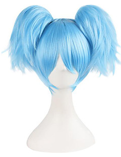 Cosplay Wigs Assassination Classroom Cosplay Anime Cosplay Wigs 25 CM Synthetic Fiber Female