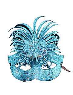 Haloween Figuren Purpur / Blau Technisches Plastik Cosplay Zubehör Halloween