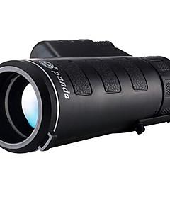 Panda® 18x 62mm mm Félszemű BAK4 Nagyfelbontású / Kézi 66m/8000m Centralizált fókusz Više premaza Általános használat Fekete