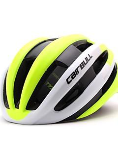 Capacete(Amarelo / Branco / Verde / Vermelho / Preto / Azul,PC / EPS) -Montanha / Estrada / Esportes-Mulheres / Homens / Unisexo 17