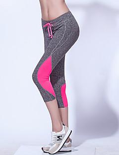 Běh Spodní část oděvu Dámské Prodyšné / Yumuşak Čínský nylon Jóga / Pilates / Fitness / Běh Sportovní® Natahovací ŠtíhlýVevnitř /