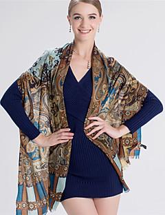 Alyzee Women Wool ScarfFashionable Jewelry-B5047