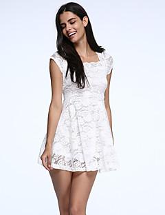 Women's Fashion Lace Sexy Dress