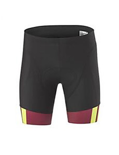 Sports Cycling Padded Shorts UnisexBreathable / Quick Dry / Windproof / Anatomic Design / Ultraviolet Resistant / Wearable /
